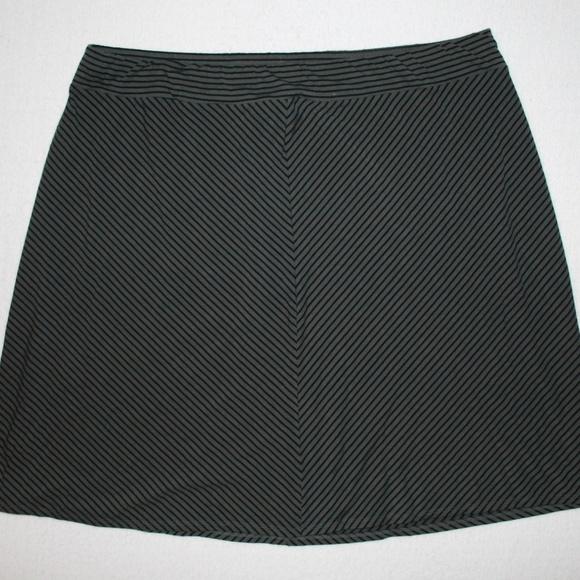 192a46395d Ava & Viv Skirts | Ava Viv Skirt Womens Plus Size 4x Gray Black ...